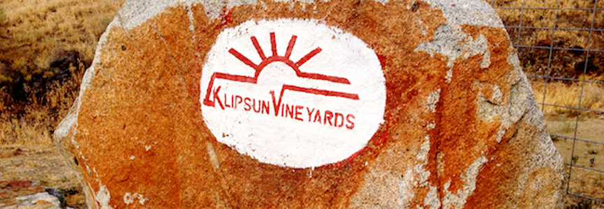 Klipsun Vineyards - Sparkman Cellars